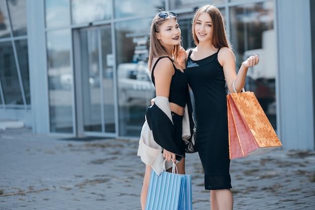 Amico borse alla moda amicizia urbano