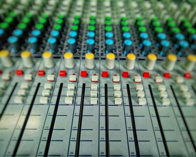 Amplificatore audio, suono musicale.