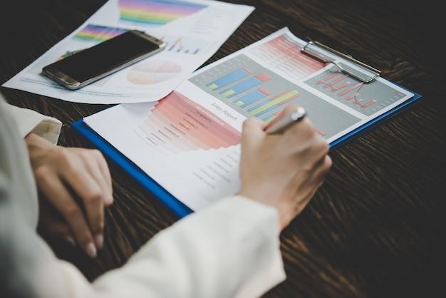 Analytics personale del team telefonico finanziario