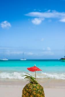 Ananas nei caraibi
