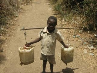 Andare a prendere l'acqua