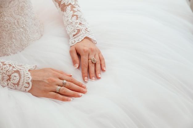 Anello da sposa e da sposa