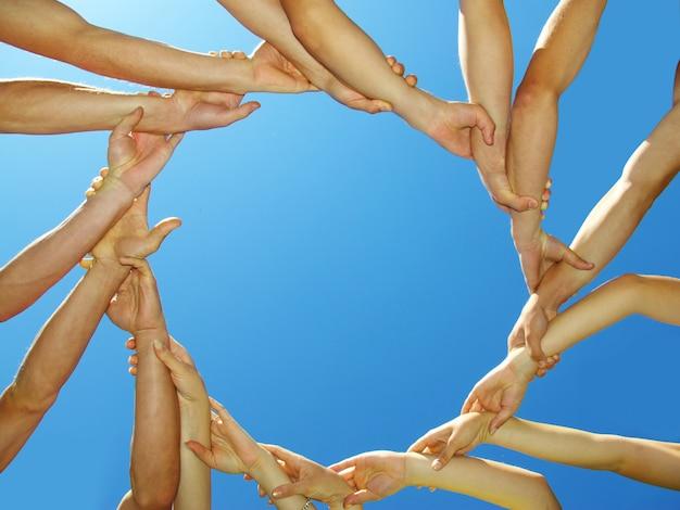 Anello delle mani