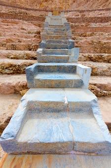 Anfiteatro romano di cartagine in murcia spagna