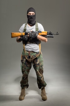 Anti terrorismo