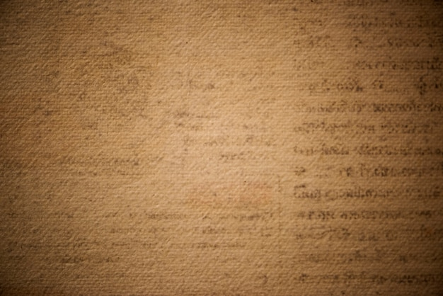 Antica carta marrone con texture