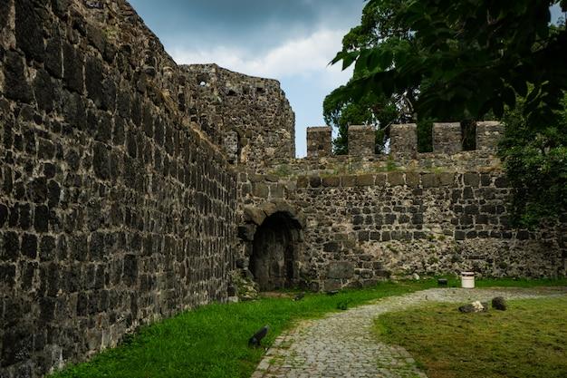 Antica fortezza di gonio asparos