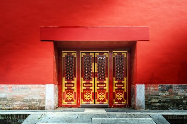 Antichi edifici a pechino