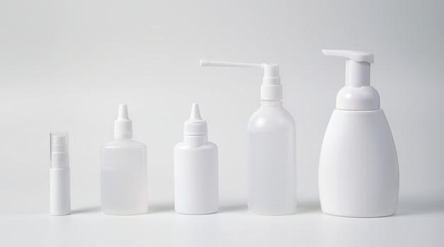 Antisettici medici e prodotti per l'igiene.