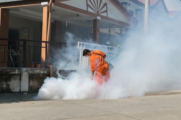 Appannamento ddt spray uccidere le zanzare