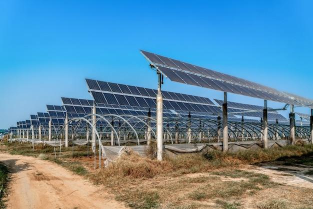 Apparecchiature ad energia solare