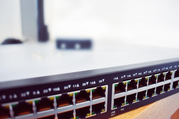Apparecchiature di rete