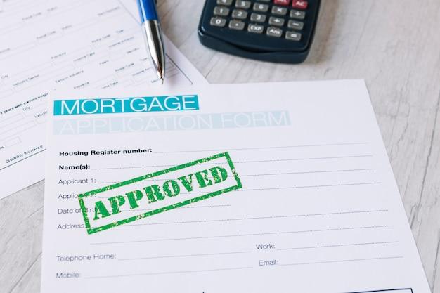 Applicazione approvata per il settore immobiliare
