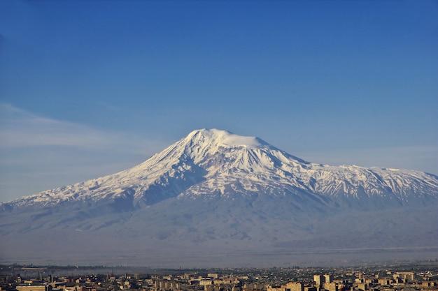 Ararat è una montagna sacra, l'armenia