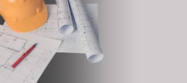 Architetto, concetto di ingegnere, rappresenta lo stile di lavoro degli architetti