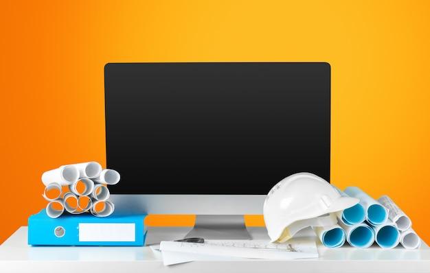 Architetto desktop funzionante