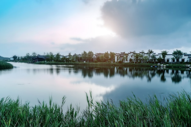 Architettura dei laghi e delle città antiche