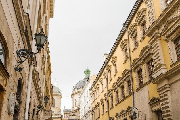 Architettura della città vecchia