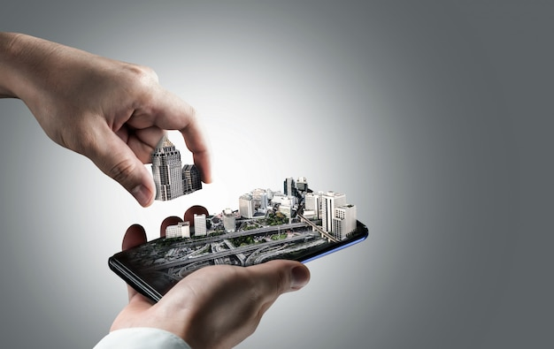 Architettura innovativa e piano di ingegneria civile
