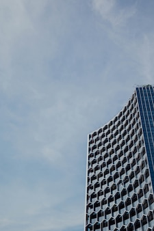 Architettura moderna del grattacielo