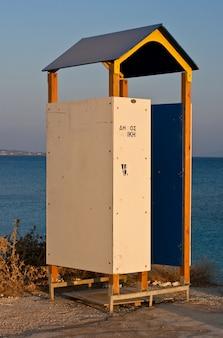 Armadietto da spiaggia