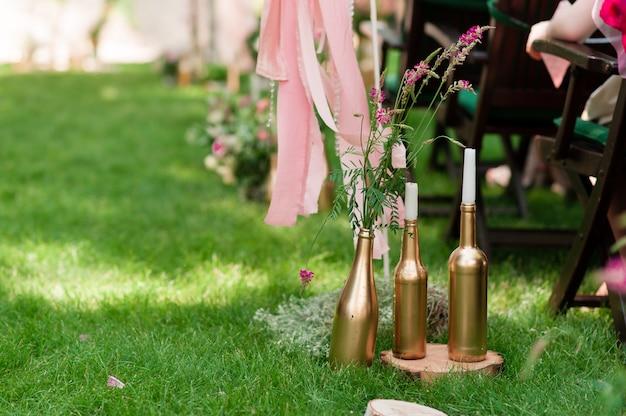 Arredamento cerimonia di nozze