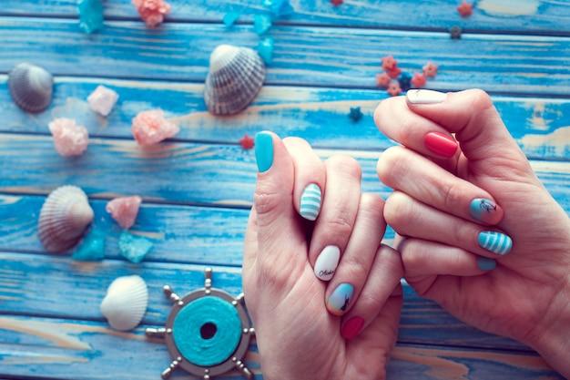 Arte mare manicure