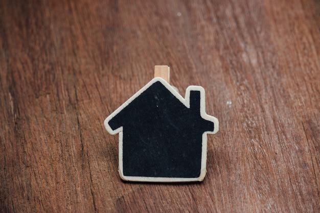 Artigianato casa di legno