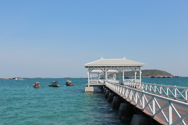 Asadang bridge of koh si chang luoghi importanti e destinazioni turistiche popolari.
