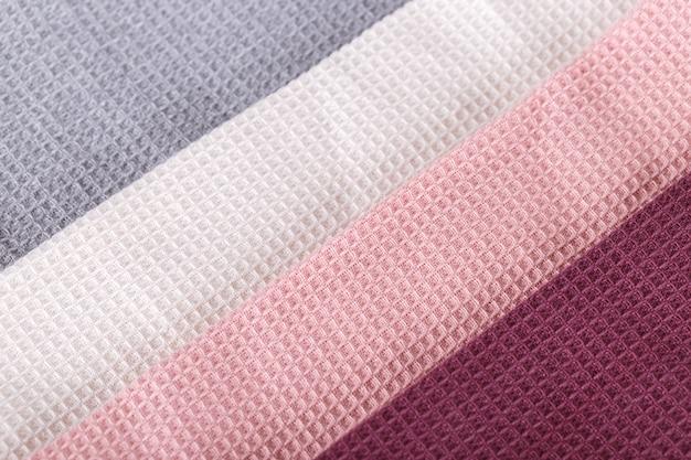 Asciugamani da cucina colorati