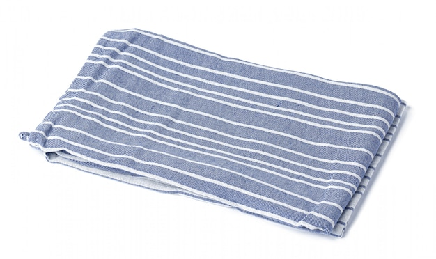 Asciugamano da cucina isolato