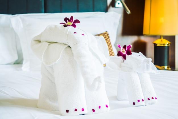 Asciugamano elefante