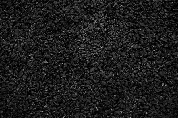 Asphalt texture black clean new