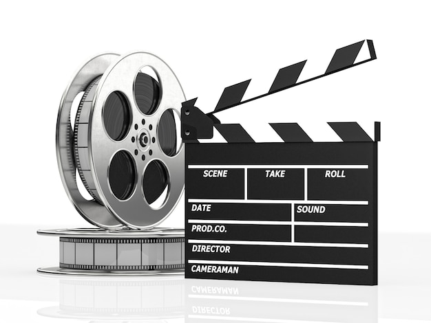 Assicella e rotolo di pellicola