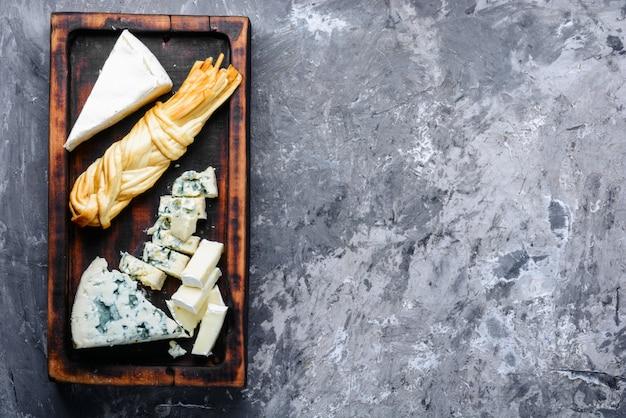 Assortimento di formaggi