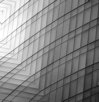 Astratto di sfondo grigio geometrico