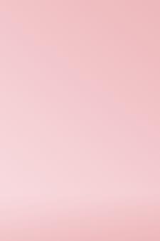 Astratto rosa chiaro sfondo rosso natale e valentines progettazione layout, studio, stanza, modello web, relazione aziendale con gradiente cerchio gradiente colore.