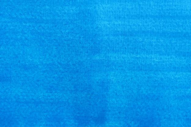Astratto sfondo blu acquerello. pittura a mano d'arte