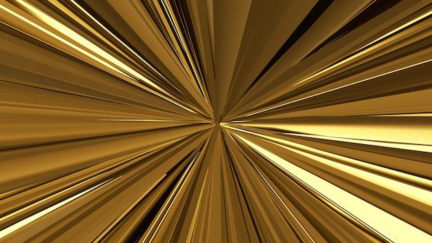 Astratto sfondo dorato