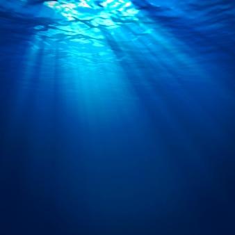 Astratto sfondo subacqueo