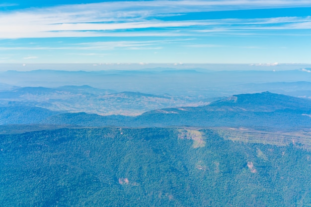 Atmosfera turismo valle di picco