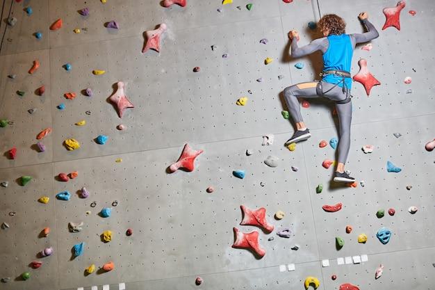 Attività di arrampicata