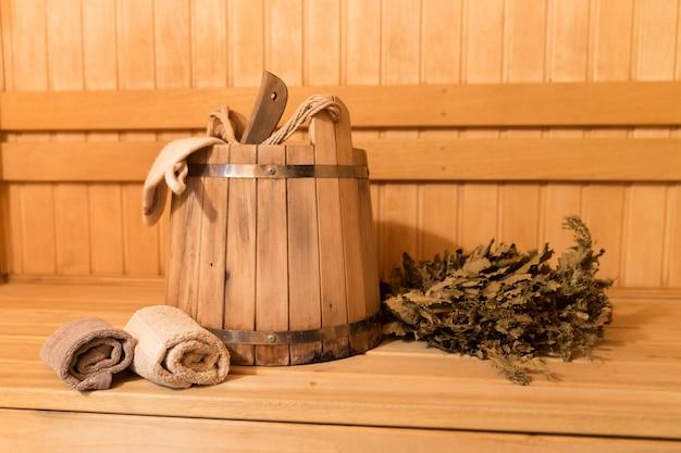 Attrezzatura per sauna