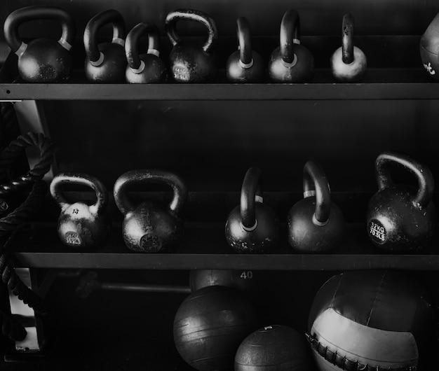 Attrezzature per il fitness