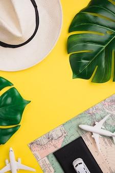Attributi delle vacanze estive