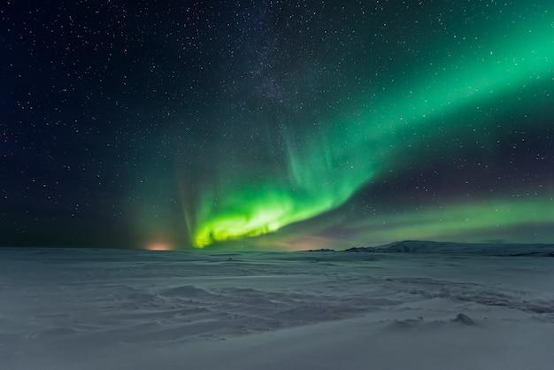 Aurora boreale aurora boreale