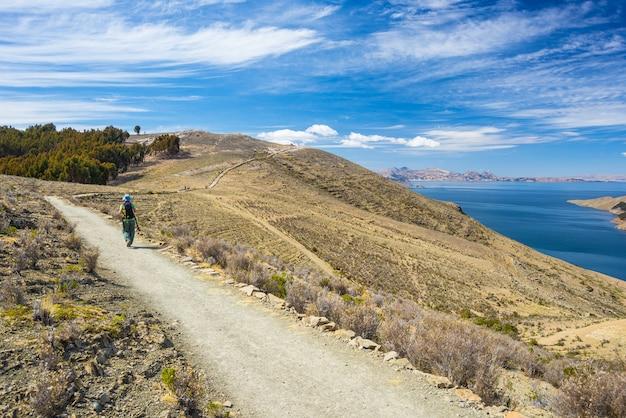 Avventure sull'isola del sole, lago titicaca, bolivia