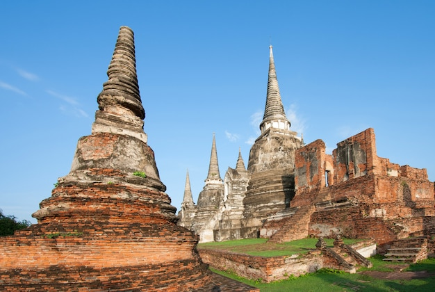 Ayutthaya, tempio di phra nakhon sri ayutthaya