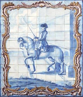 Azulejos di lisbona