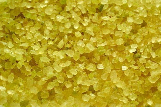 Bagno aromatico al sale marino verde